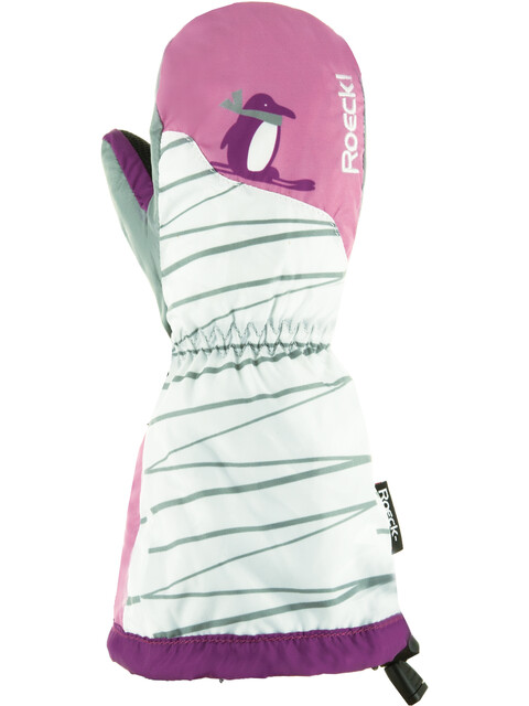 Roeckl Toddlers Forest Ski Mittens rose